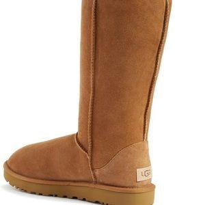 Ugg Classic Tall Tan Boots